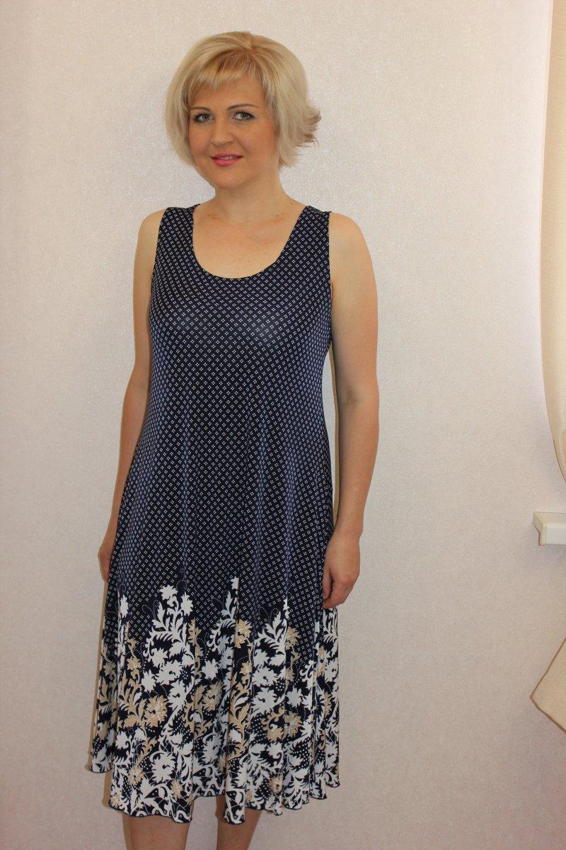 """Фото - Платье женское """"Монтерия"""" от Грандсток"""