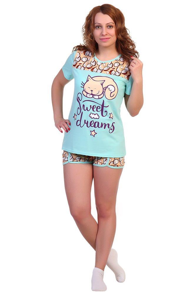 """цены Пижама женская """"Сладкие мечты"""""""