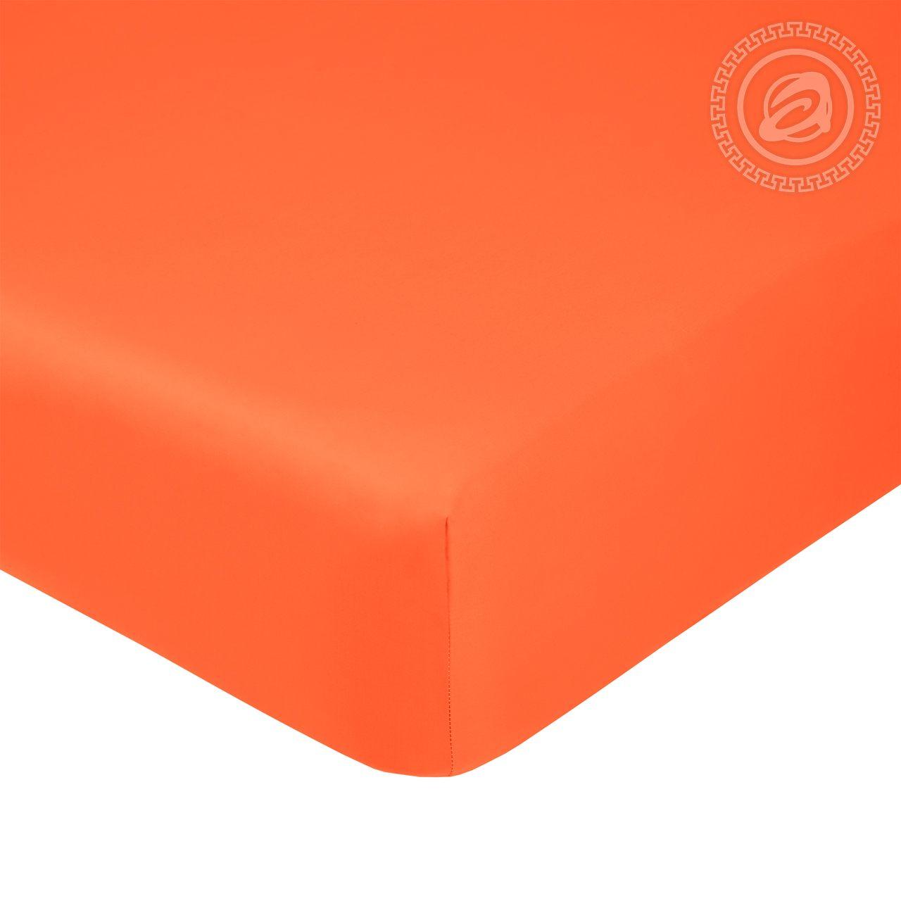 Фото - Простыня на резинке iv61983 (сатин) (140х200) простыня на резинке 140х200 см поплин браво м507 12 04