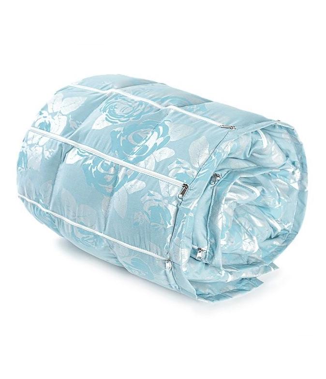 цена на Одеяло утяжеленное на молнии iv59594 (лузга гречихи, тик) (Детский (90*120))