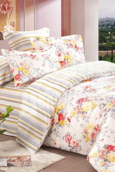 Постельное белье Радуа (сатин) (1,5 спальный) постельное белье любимый мишка сатин 1 5 спальный