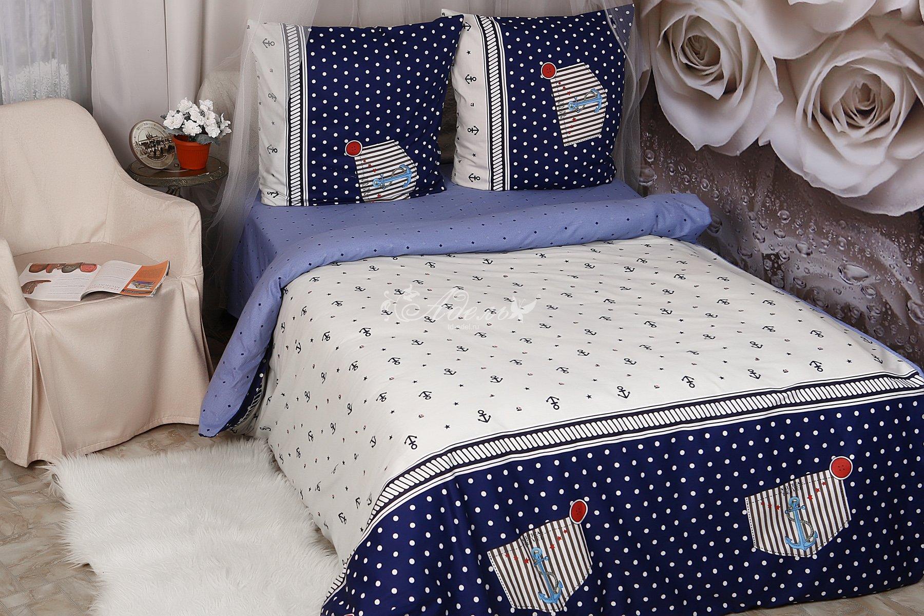 Постельное белье iv49387 (сатин) (2 спальный с Евро простынёй) цена 2017