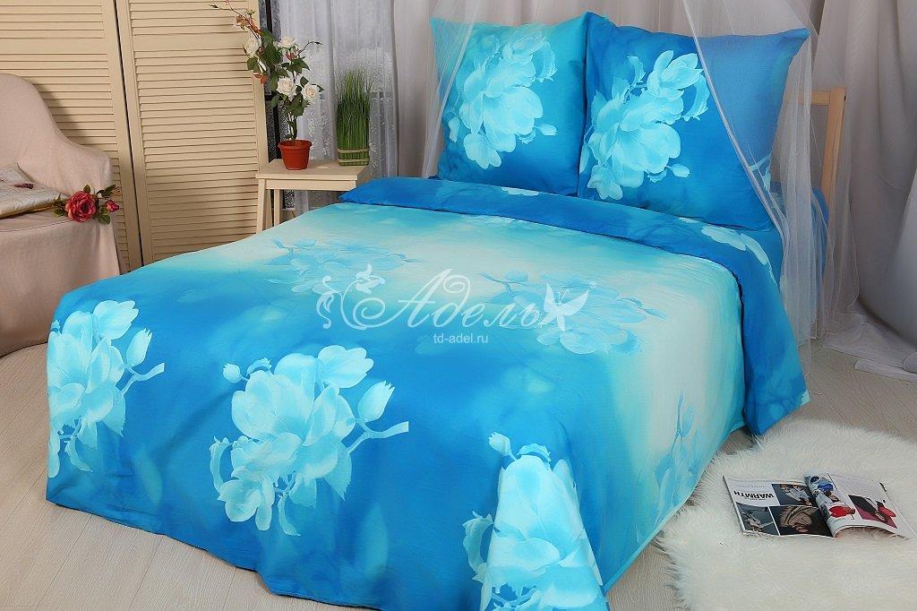 Постельное белье Марианна (сатин) (1,5 спальный) постельное белье львы 3д сатин 1 5 спальный