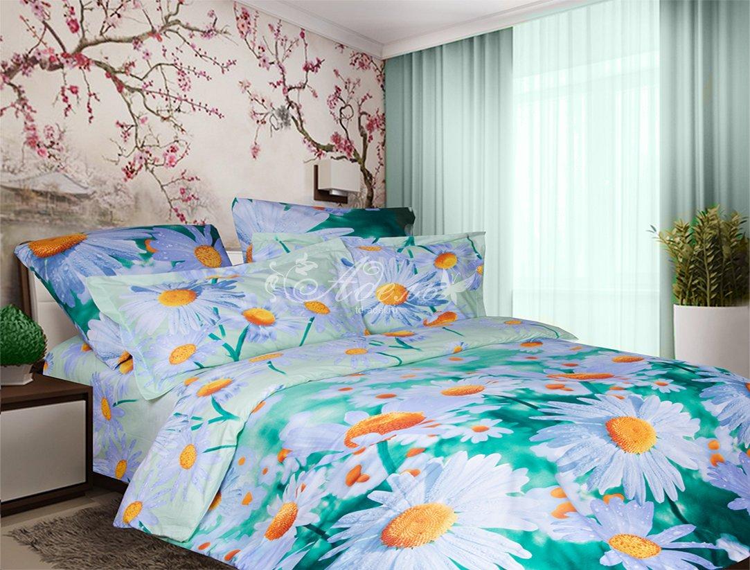 Постельное белье Джейми (сатин) (1,5 спальный) постельное белье пузыри сатин 1 5 спальный