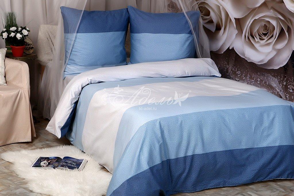 Постельное белье Шэгги (сатин) (2 спальный с Евро простынёй) постельное белье cleo кпб сатин набивной люкс дизайн 326 2 спальный