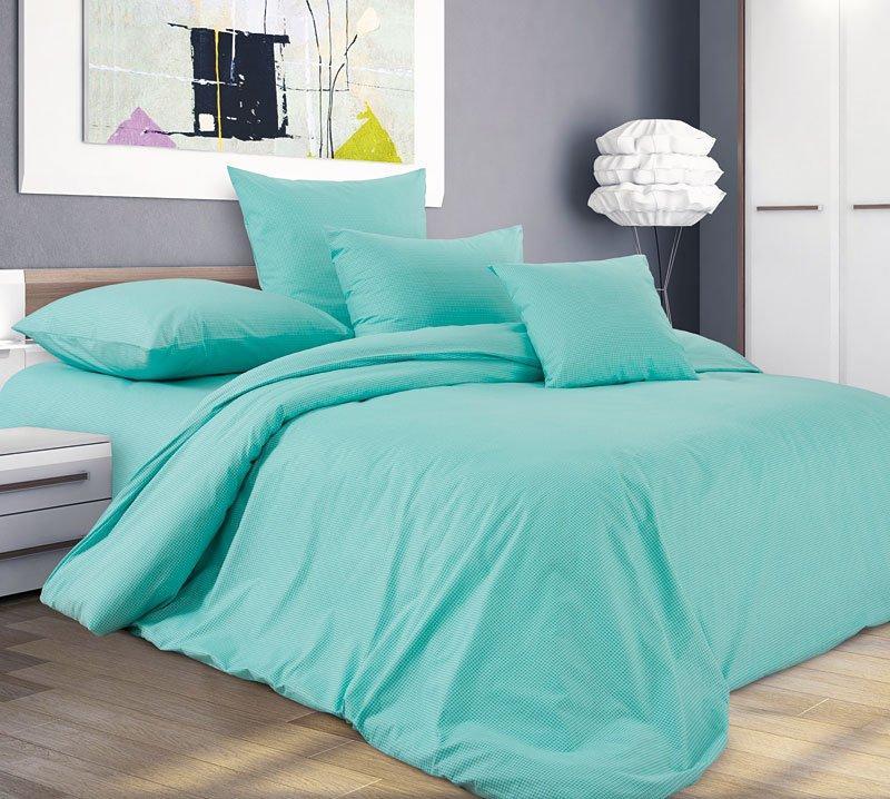 Постельное белье Мятное дыхание (перкаль) (2 спальный) постельное белье альба перкаль 2 спальный