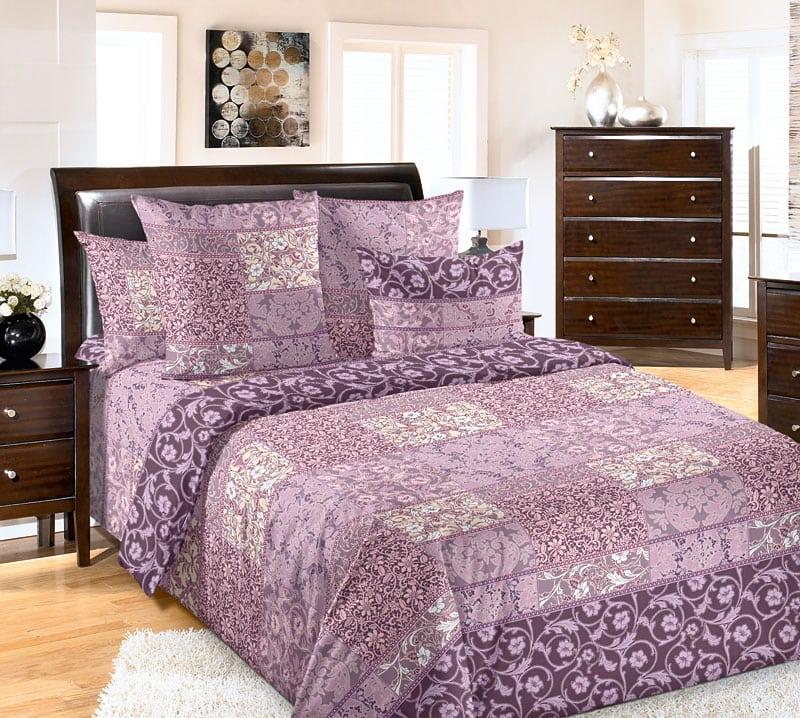 Постельное белье Увертюра (перкаль) (2 спальный) постельное белье альба перкаль 2 спальный