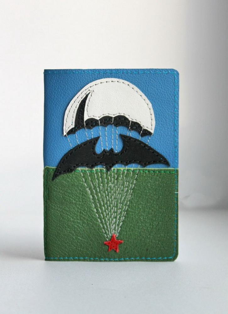 """Фото - Обложка для паспорта """"Парашют"""" от Грандсток"""