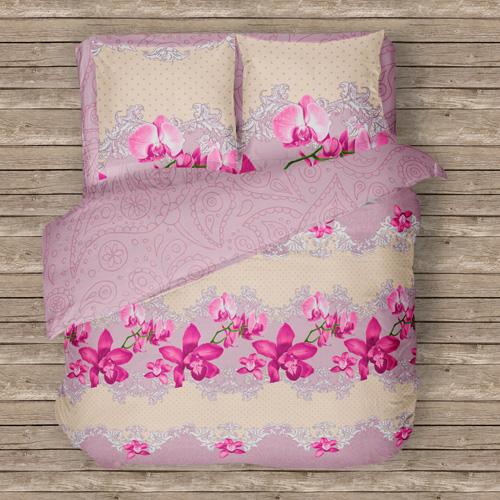 Постельное белье Орхидеика (бязь) (1,5 спальный)