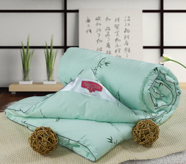 """Одеяло зимнее """"Муза"""" (бамбук, тик) 2 спальный (172*205)"""