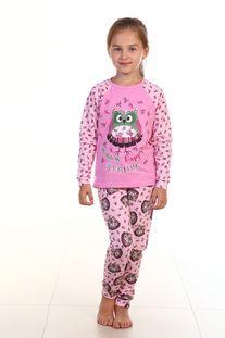 """Пижама детская """"Сова"""" 32"""