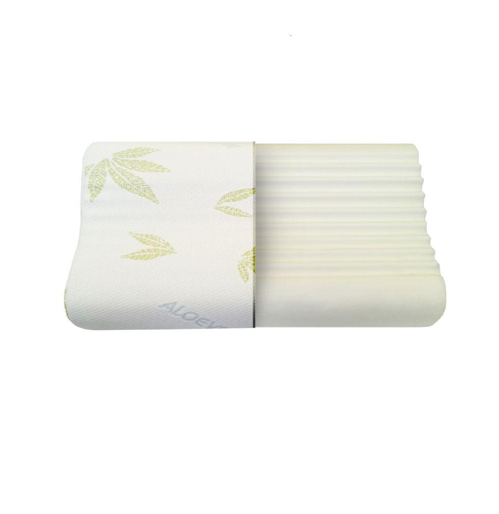 Подушка с эффектом памяти Комфортный сон (37*57) анатомическая подушка с эффектом памяти