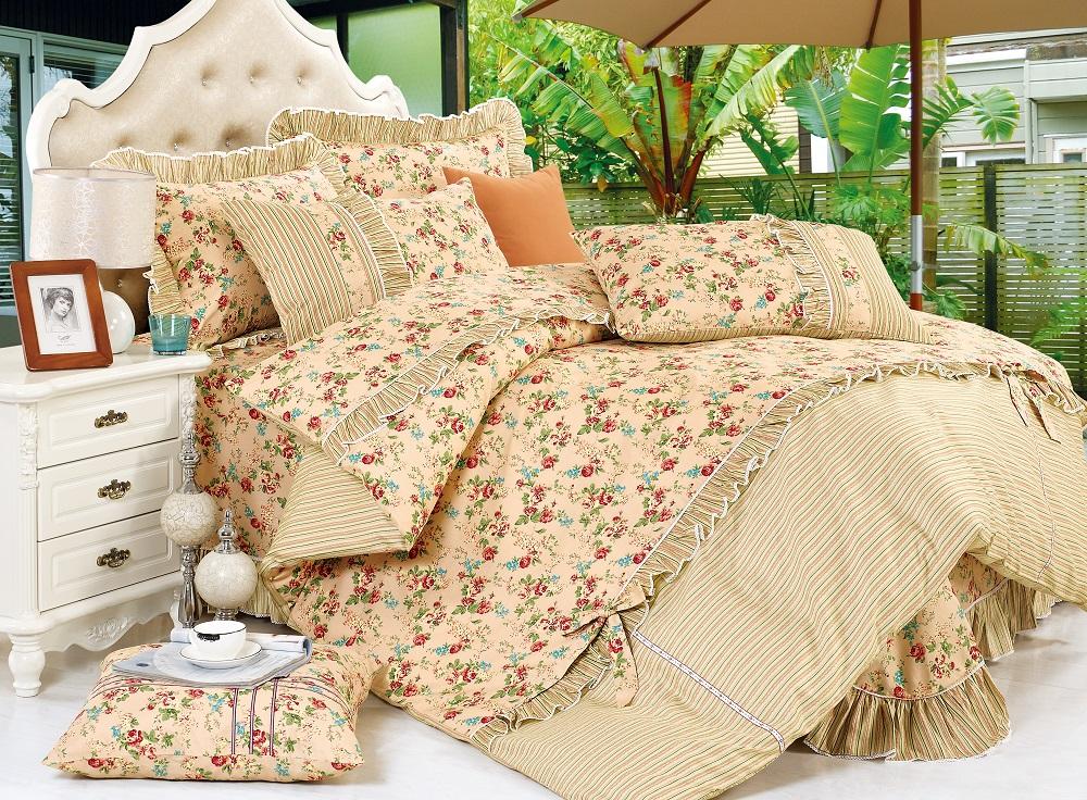 Постельное белье Южная красавица (поплин) (1,5 спальный) постельное белье ризотто поплин 1 5 спальный