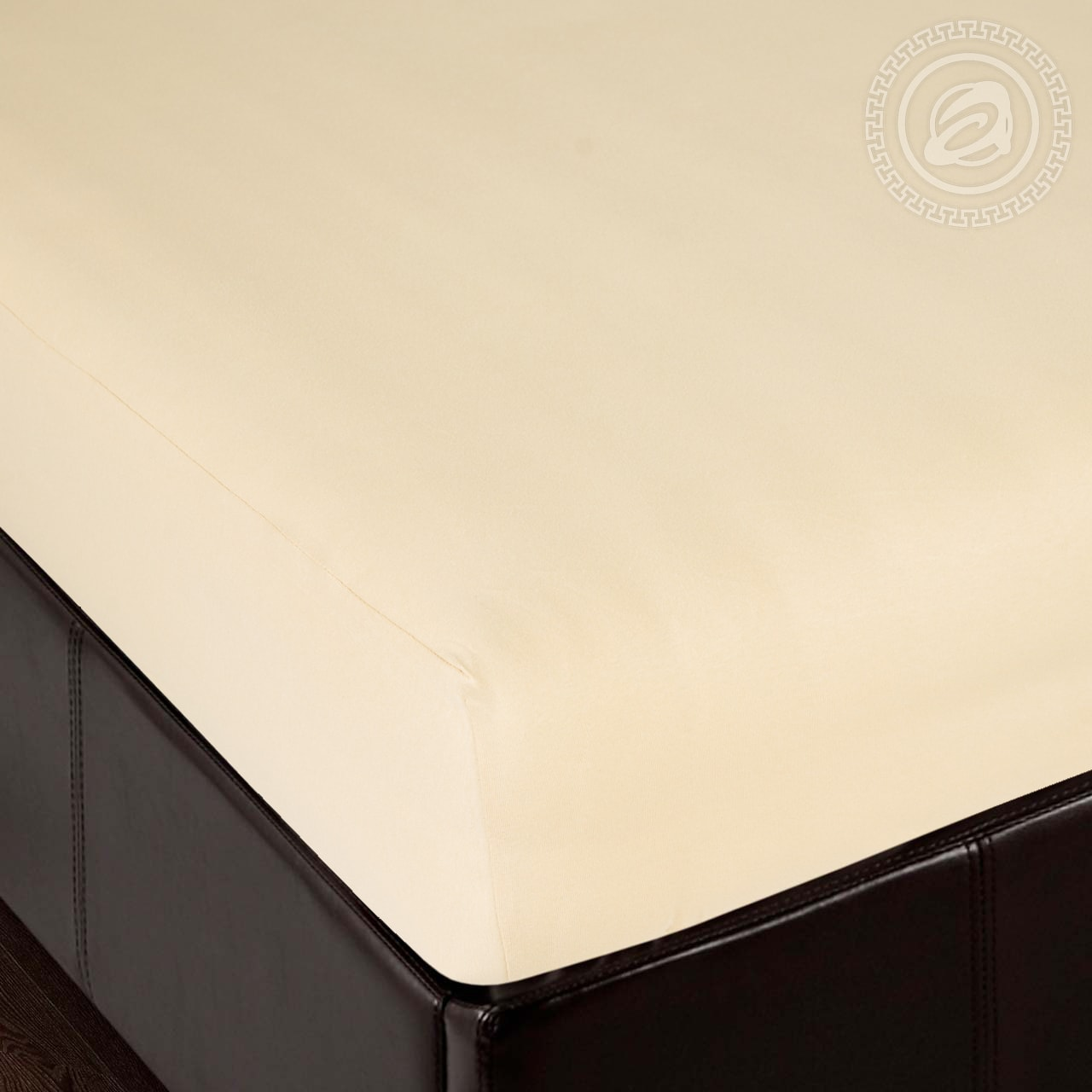 Простыня на резинке iv36264 (трикотаж) 60х120