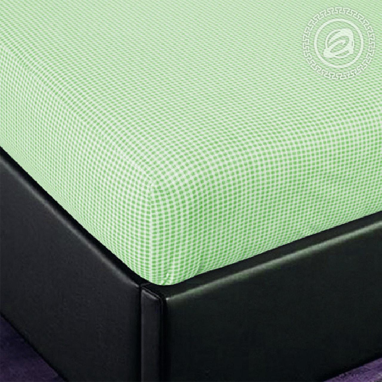 Простыня на резинке iv36273 (трикотаж) 60х120