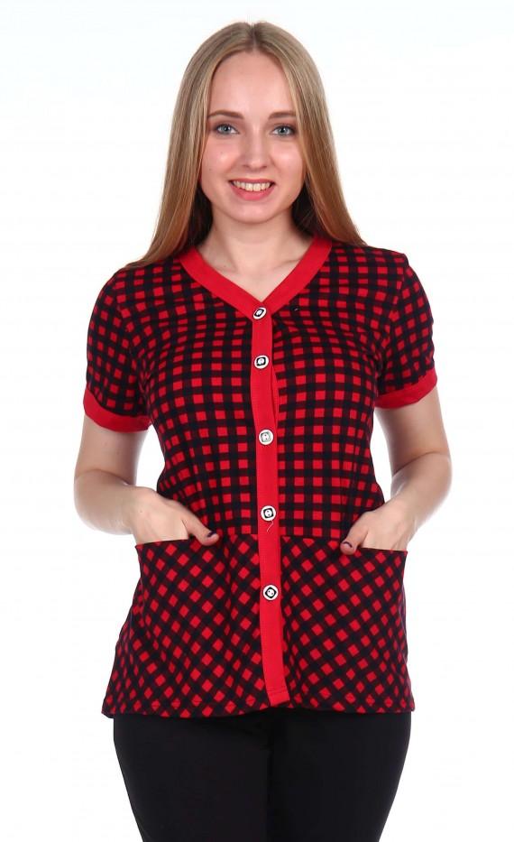 "Рубашка женская ""Сондра"" 52"