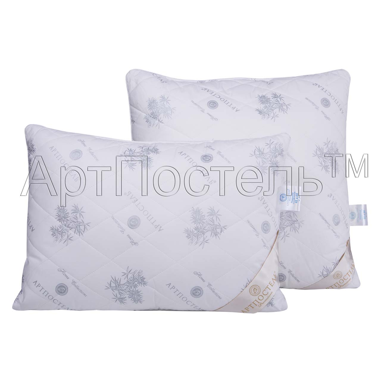 Подушка Панкрациум (бамбук, тик) (40*60) подушка лето осень бамбук лузга тик 40 40