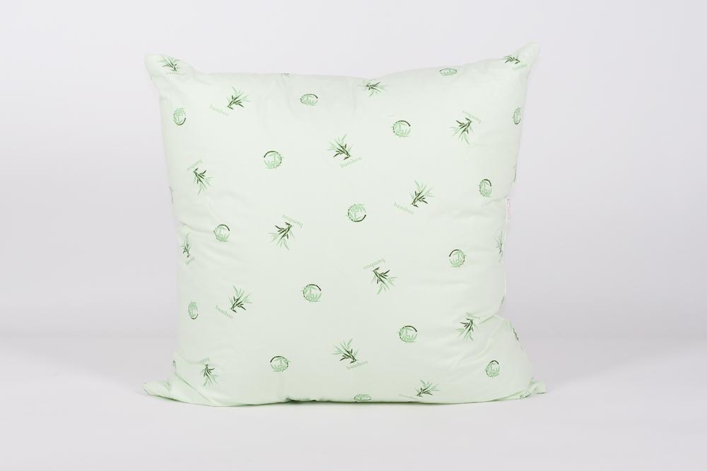 Подушка на молнии Мелодия (бамбук, полиэстер) (50*70) 50 70