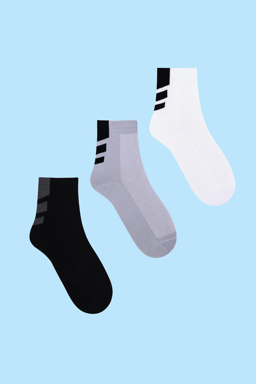 Носки детские Вектор (упаковка 3 пары) (22-24) носки детские гранд цвет серый 2 пары tcl8 размер 22 24