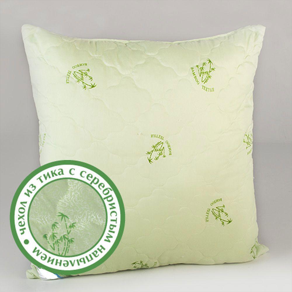 """Подушка """"Стандарт"""" (бамбук, тик) (50*70) restline подушка cotton 50 70"""
