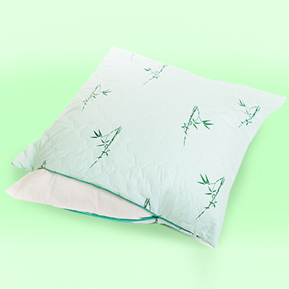 "Подушка ""Натюрель"" (бамбук, тик) (50*70) restline подушка cotton 50 70"