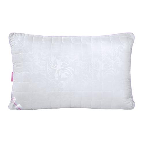 """Подушка """"Софт"""" (лебяжий пух, микрофибра) (50*70) restline подушка cotton 50 70"""