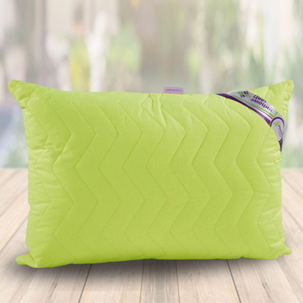 """Подушка """"Лайм"""" (файберсофт, поплин) (50*70) dekorandо подушка лайм д 50cm"""