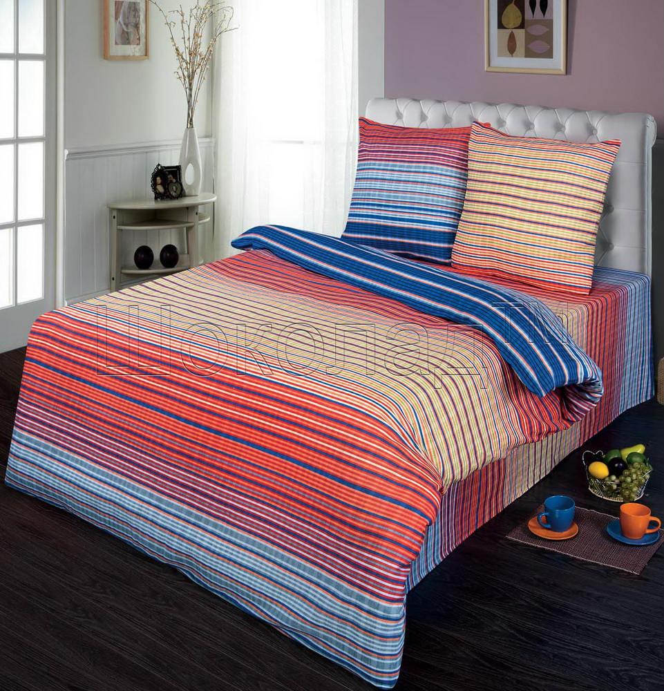 Постельное белье Кавалер (бязь) (1,5 спальный) постельное белье жаркое лето бязь 1 5 спальный