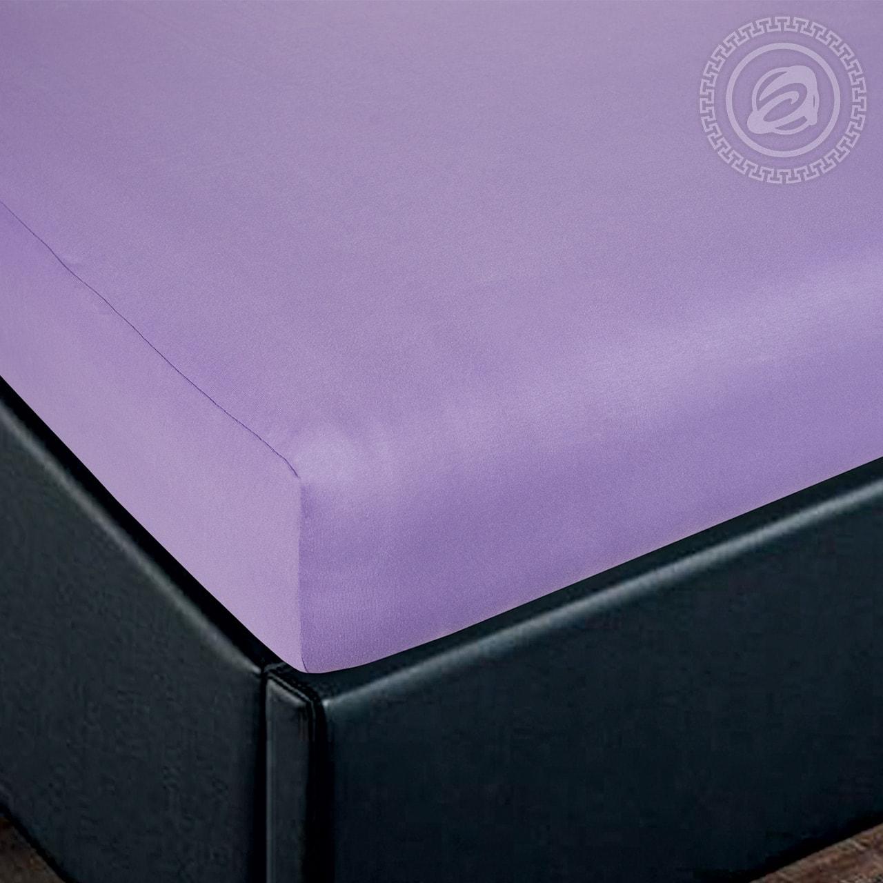 Простыня на резинке iv36294 (трикотаж) 60х120