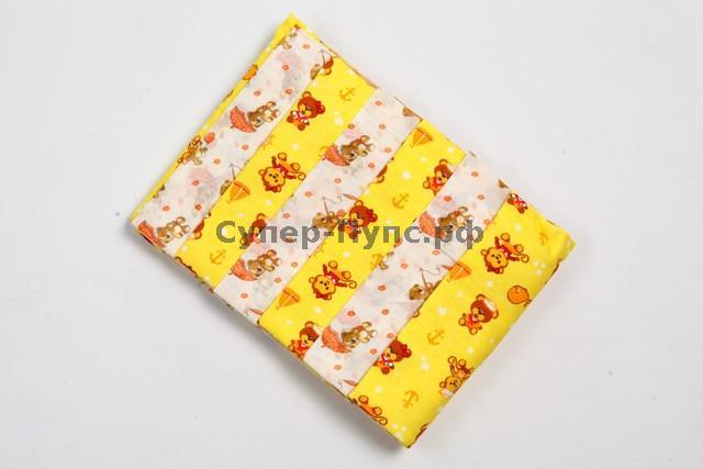 Набор пеленок 80х110 (ситец/фланель) (упаковка 6 штук) 80/110 от Грандсток