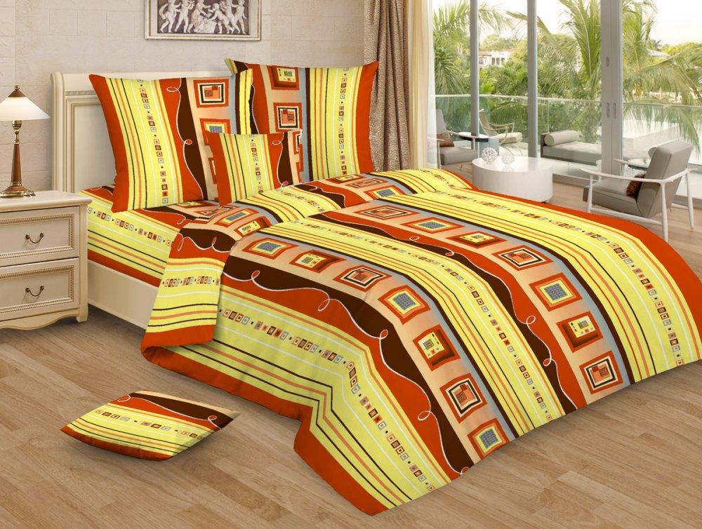Постельное белье Этажи GS (бязь) (1,5 спальный) постельное белье жаркое лето бязь 1 5 спальный