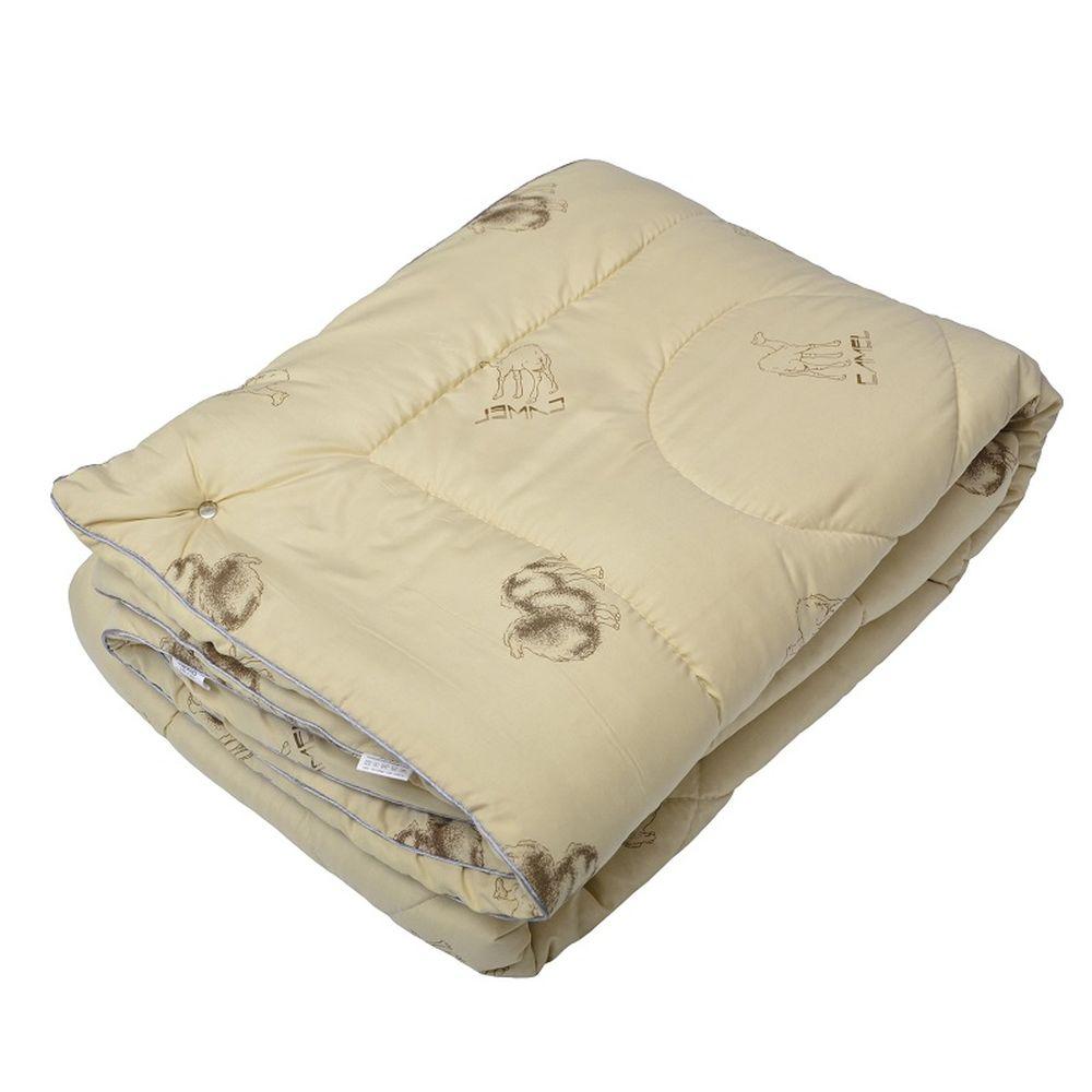 цена на Одеяло iv15689 (верблюжья шерсть, микрофибра) (1,5 спальный (140*205))