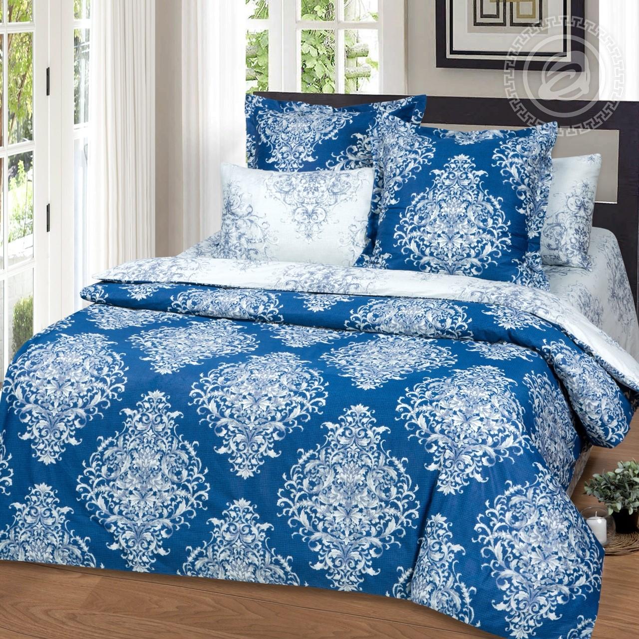 Постельное белье Каравелла (сатин) (1,5 спальный) постельное белье пузыри сатин 1 5 спальный