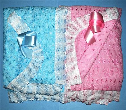 Набор 9 предметов с одеялом (батист/бязь) от Грандсток