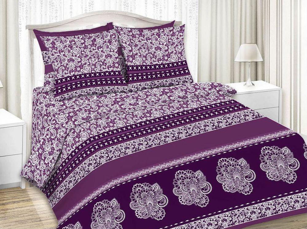 Постельное белье Бридж (сатин) (1,5 спальный) постельное белье игрушки розовый сатин 1 5 спальный
