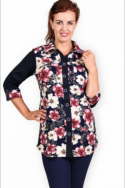 Купить Рубашка женская Санта-Барбара , Грандсток
