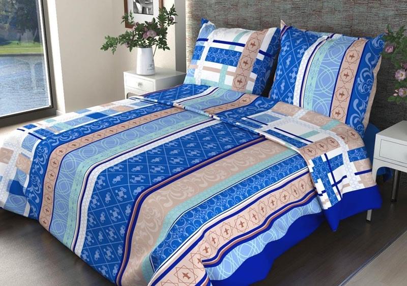 Постельное белье Мелодия GS (бязь) (1,5 спальный) постельное белье гербарий бежевый gs бязь 2 спальный