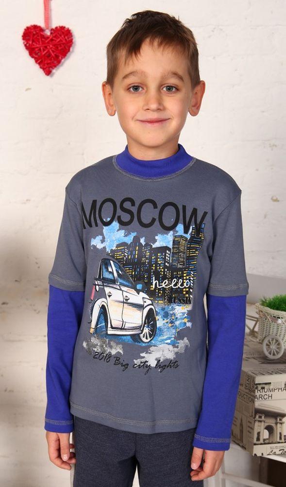 """Джемпер детский """"Москва сити"""" 26"""