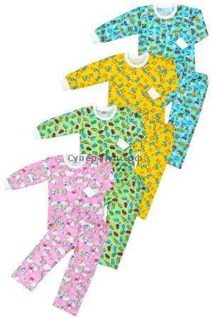 Пижама детская Плюшка -  Одежда для сна