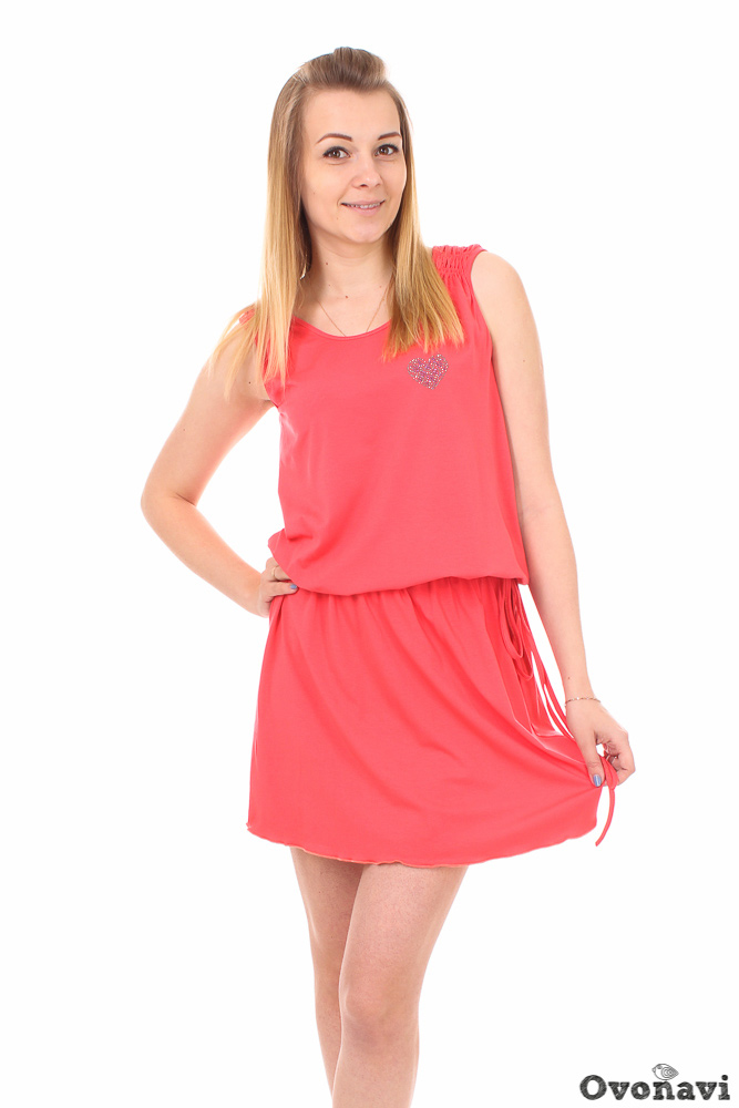 """Платье женское """"Кристи"""" (принт: сердце (стразы)) (60) женское платье 2015 bodyon a5e3328 60"""