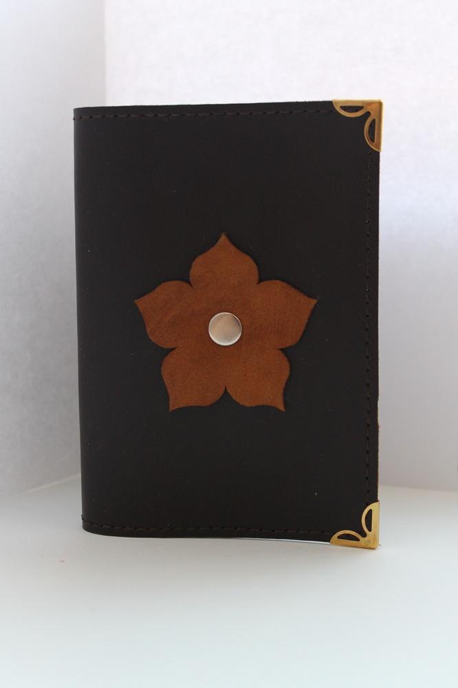 """Обложка для паспорта """"Лист"""" от Грандсток"""