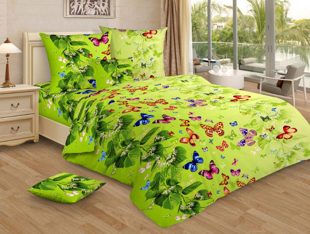 Постельное белье Липовый цвет GS (бязь) (1,5 спальный) постельное белье жаркое лето бязь 1 5 спальный
