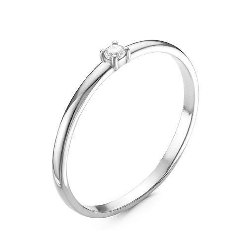 Кольцо серебряное iv25514