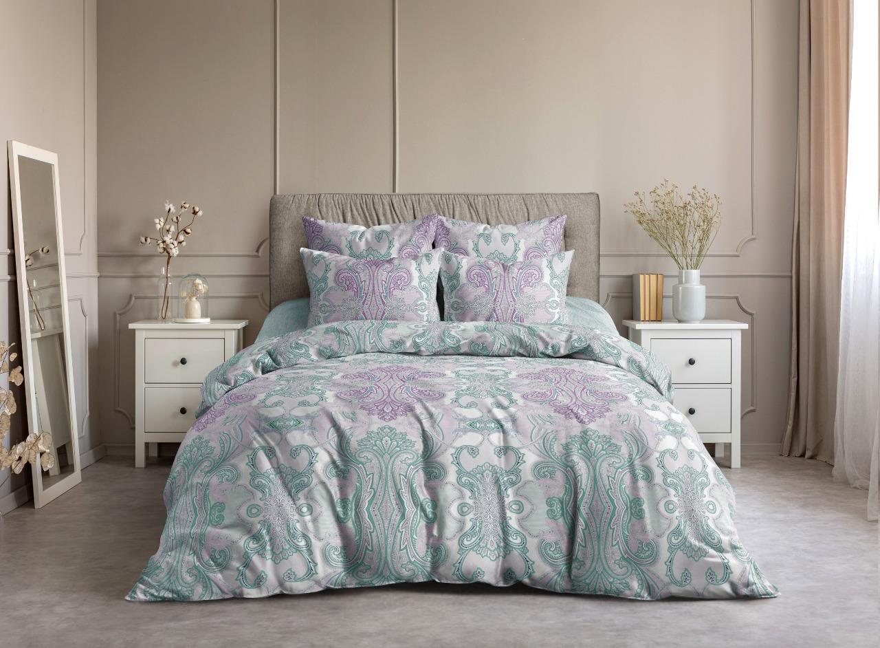 Фото - Постельное белье iv72566 (поплин) (1,5 спальный) постельное белье iv76089 поплин 1 5 спальный