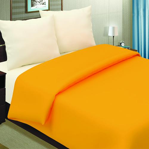 Постельное белье Апельсиновый (поплин) (2 спальный) постельное белье этель черничные ночи вид 2 комплект 1 5 спальный поплин 1534729 page 3