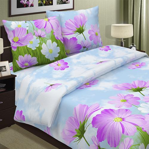 """Постельное белье """"Касмея"""" (поплин) (2 спальный) постельное белье экзотика 555 комплект 2 спальный поплин"""