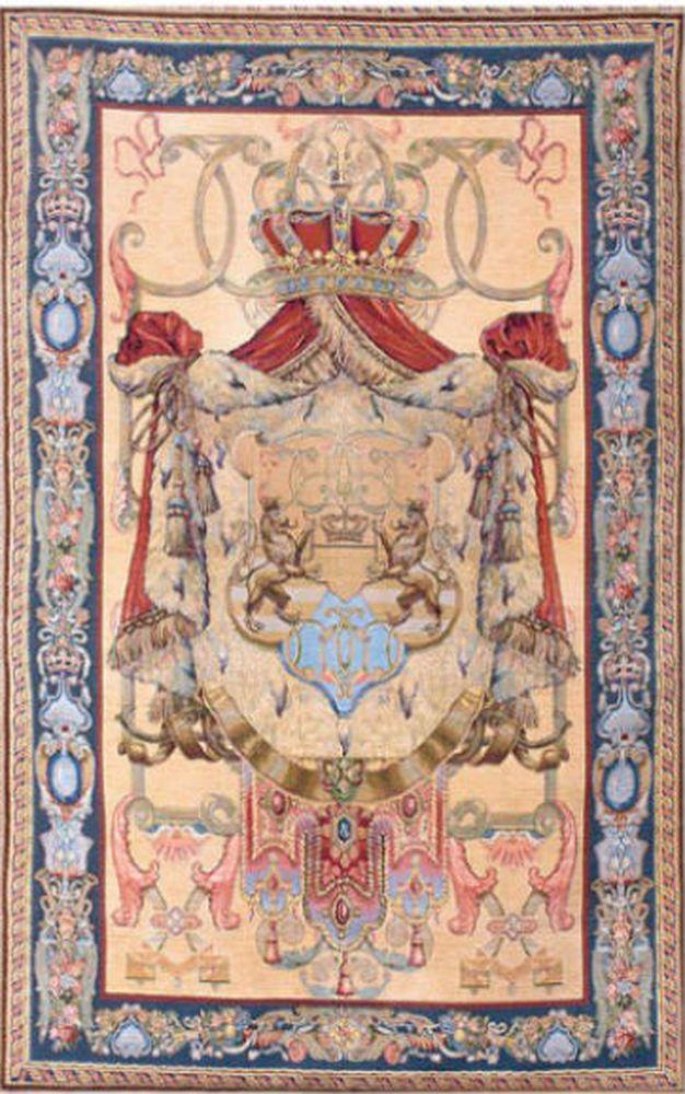 Панно гобеленовое Фамильный герб (120*170) цена