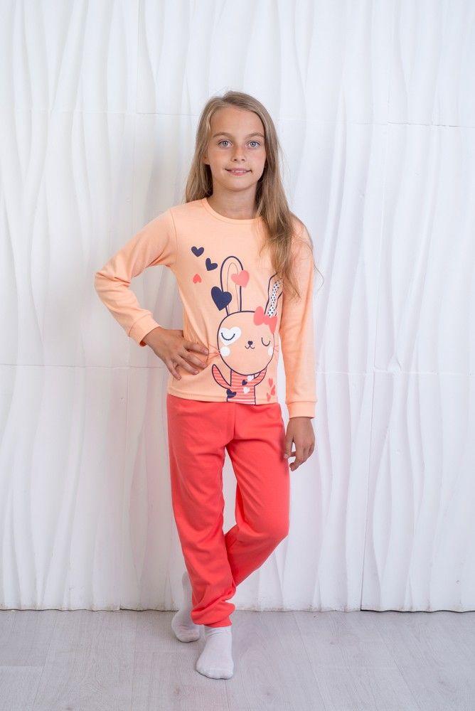 """Пижама детская """"Зайчонок"""" 34"""
