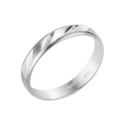 """Кольцо серебряное """"2301318б4"""" 21.5"""