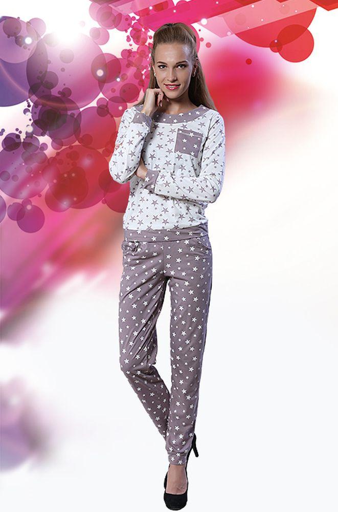 Пижама женская Звезды